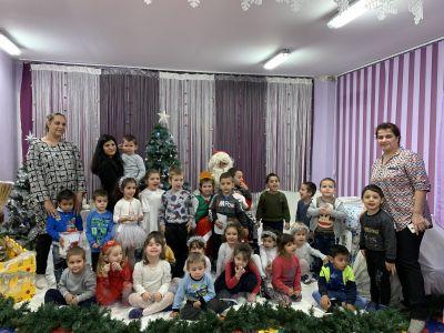 Коледа 2019 - ДГ Здравец - Хърлец